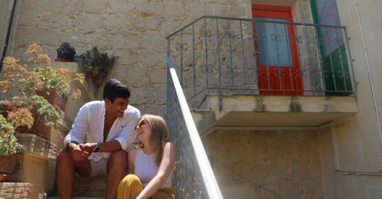 hanging out at il-Wileg bed and breakfast in gozo